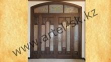 Резные двери<br>Пример работ