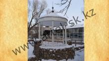 Ботанический сад <br/>г.Петропавловск , ул.Медведева,41