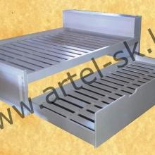 Кровать, образец №51