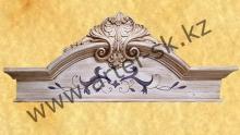 Корона на дверной блок, образец №10
