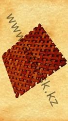 Решетка из дуба и ясеня ( диагональ)