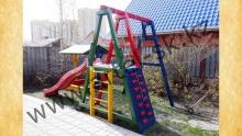 Детский игровой комплекс, модель №4