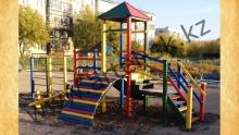 """Детский игровой комплекс """"Городок"""", модель №2"""