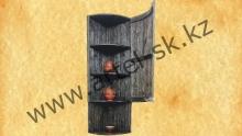 Шкаф угловой навесной <br/> Пример работ