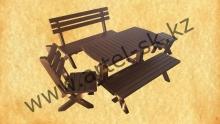"""Комплект мебели """"Дельта"""" образец №3"""