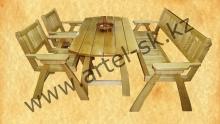 """Комплект мебели """"Дельта"""" образец №1"""