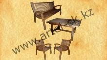 """Комплект мебели """"Дельта"""" образец №2"""