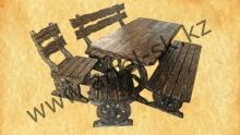 Комплект брашированный образец №3