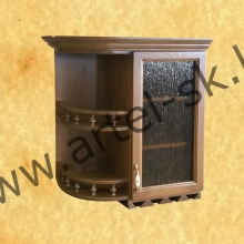 Кухонный гарнитур<br/>Пример работ №17 (верх)