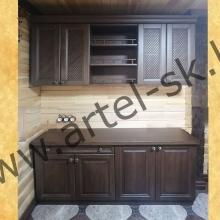 Кухонный гарнитур<br/>Пример работ №22