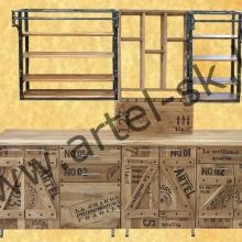 Кухонный гарнитур<br/>Пример работ №24