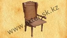 Кресло резное