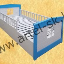Кровать, образец №56