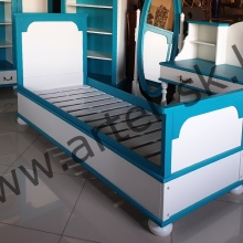 Кровать, образец №38