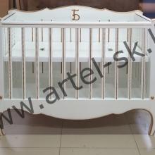 Кровать, образец №46