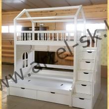 Кровать, образец №33