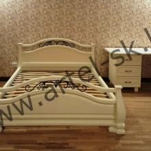 Кровать, образец №4