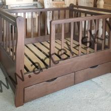 Кровать, образец №39