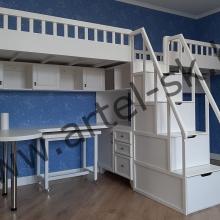 Кровать, образец №40
