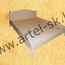 Кровать, образец №8