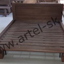 Кровать, образец №35