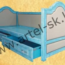 Кровать, образец №16