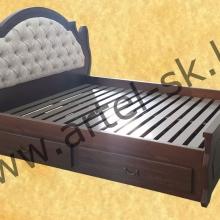 Кровать, образец №47