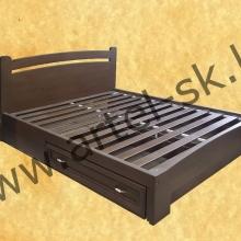 Кровать, образец №28