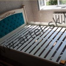 Кровать, образец №37