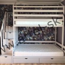 Кровать, образец №53
