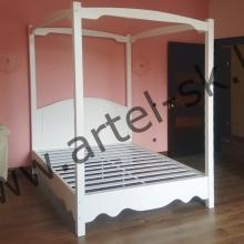 Кровать, образец №26