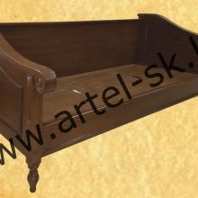 Кровать, образец №5