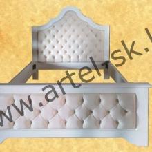 Кровать, образец №30