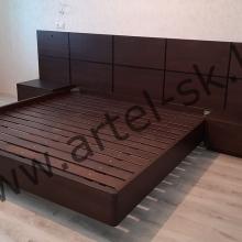 Кровать, образец №57