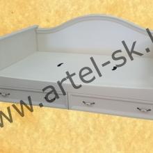 Кровать, образец №6