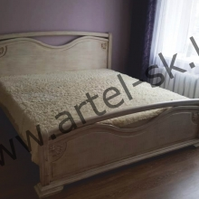 Кровать, образец №25