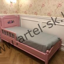 Кровать, образец №36