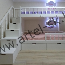 Кровать, образец №64