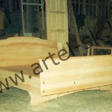 Кровать, образец №13