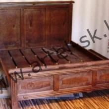 Кровать, образец №12