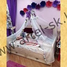 Кровать, образец №48