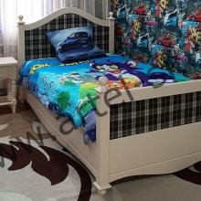 Кровать, образец №10