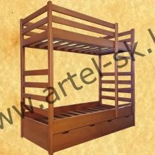Кровать, образец №29
