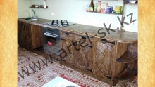 Кухонный гарнитур, пример работ.