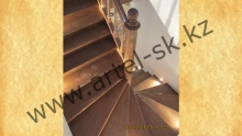 Лестница деревянная<br/>пример работ №3