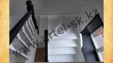 Лестница деревянная<br/>пример работ №68