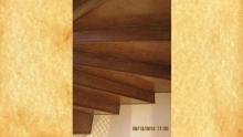 Лестница деревянная<br/>пример работ №4