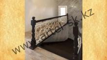 Лестница кованая<br/>пример работ №49