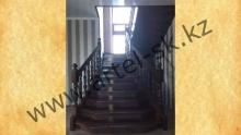 Лестница деревянная<br/>пример работ №70