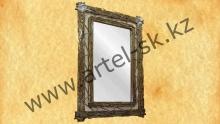 Обрамление зеркала образец №1